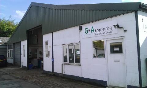 G & A Precision Engineering
